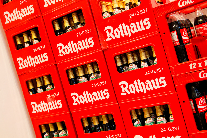 Das Bierkastenbett - Günstig, praktisch und robust