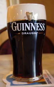 Irisches Bier: Guinness