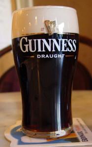 Irisches Bier: Guinness