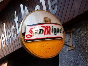 Spanisches Bier umfasst viele Biersorten. Das bekannteste ist wohl San Miguel.