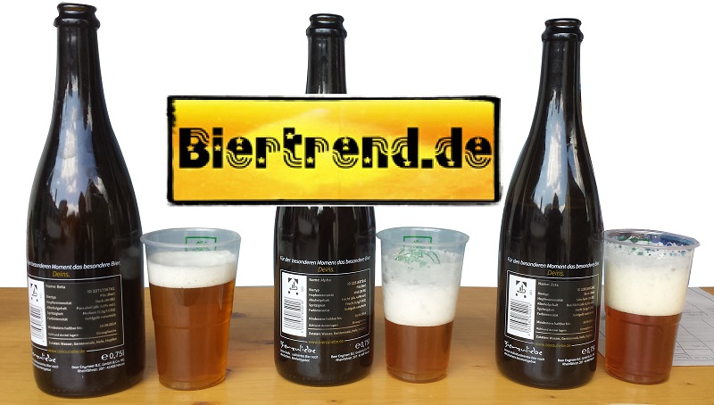 Alternative zum Bierbrauset - Bierzuliebe.de