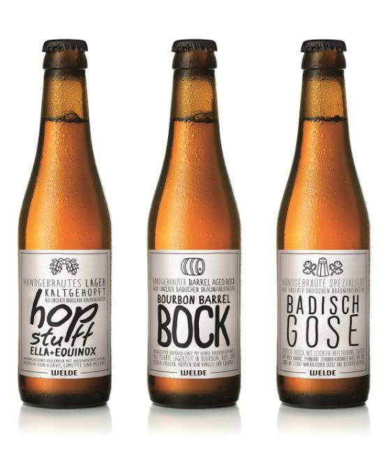 Welde Braumanufaktur Craft Biere