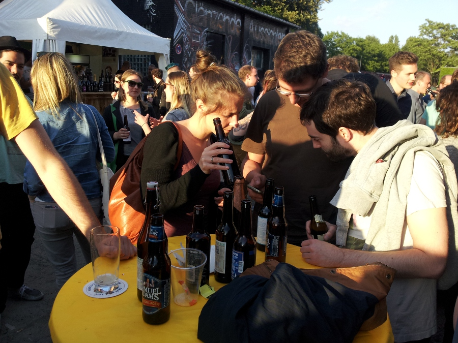 Berlin Craft Bier Fest 2014-38
