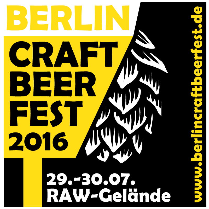 Berlin Craft Beer Fest 2016